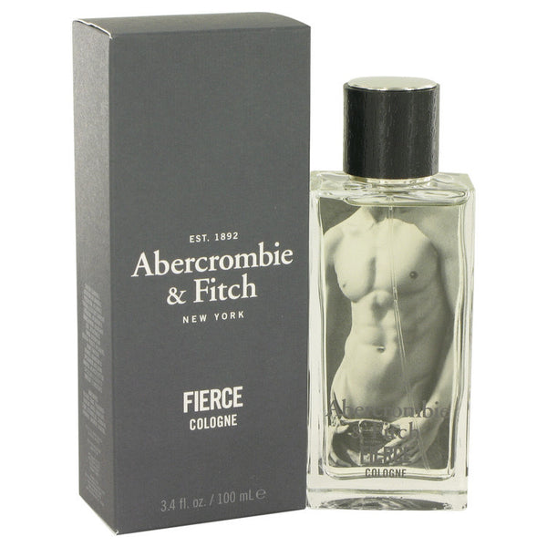 Fierce by Abercrombie & Fitch Cologne Spray 3.4 oz Men - Fragrance And Gift