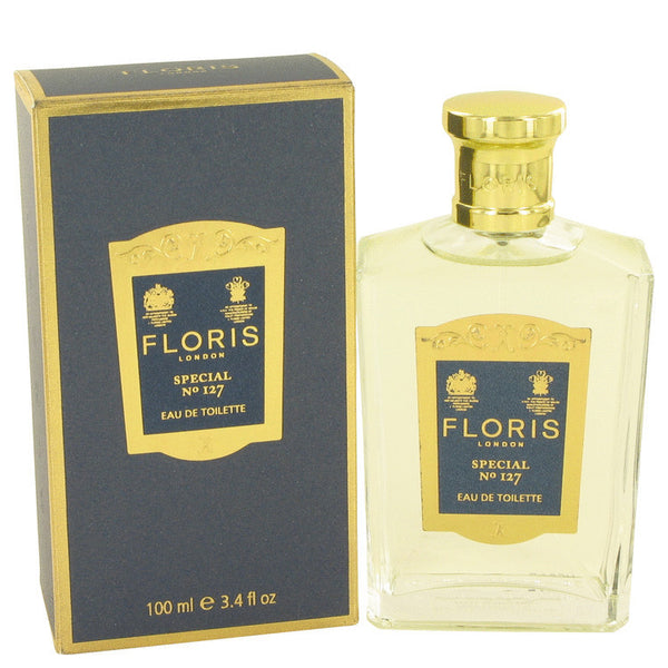 Floris Special No 127 by Floris Eau De Toilette Spray (Unisex) 3.4 oz Men - FragranceAndGift