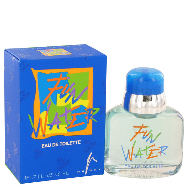 Fun Water by De Ruy Perfumes Eau De Toilette (unisex) 1.7 oz Men - Fragrance And Gift