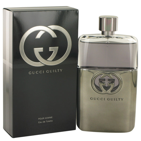 Gucci Guilty by Gucci Eau De Toilette Spray 5 oz Men - Fragrance And Gift