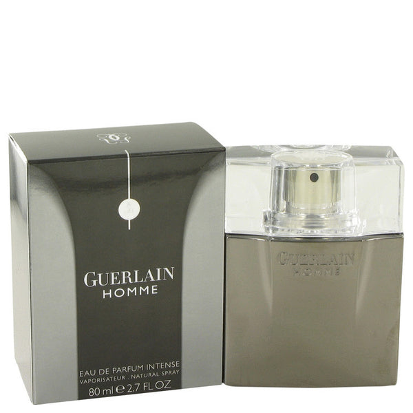 Guerlain Homme Intense by Guerlain Eau De Parfum Spray 2.7 oz Men - Fragrance And Gift