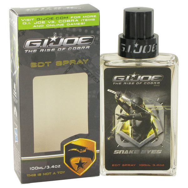 GI Joe by Marmol & Son Eau De Toilette Spray 3.4 oz Men - FragranceAndGift