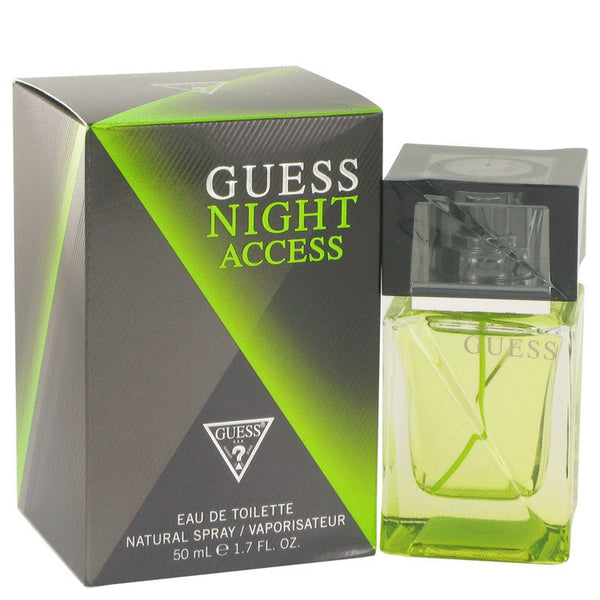 Guess Night Access by Guess Eau De Toilette Spray 1.7 oz Men - Fragrance And Gift
