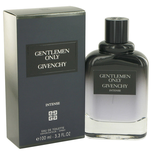 Gentlemen Only Intense by Givenchy Eau De Toilette Spray 3.3 oz Men - FragranceAndGift
