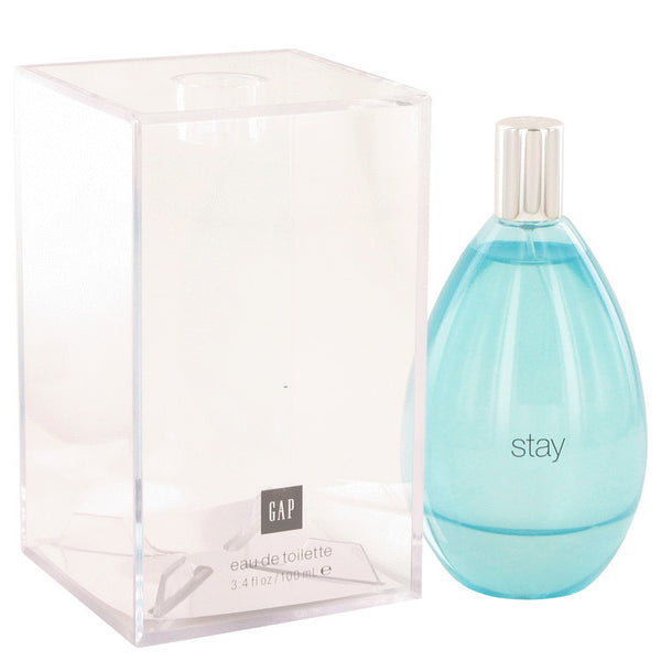 Gap Stay by Gap Eau De Toilette Spray 3.4 oz Women - Fragrance And Gift