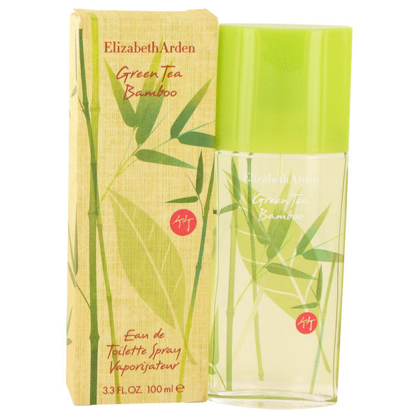 Green Tea Bamboo by Elizabeth Arden Eau De Toilette Spray 3.3 oz Women - Fragrance And Gift