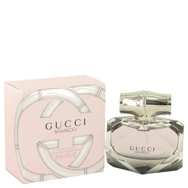 Gucci Bamboo by Gucci Eau De Parfum Spray 1.6 oz Women - Fragrance And Gift