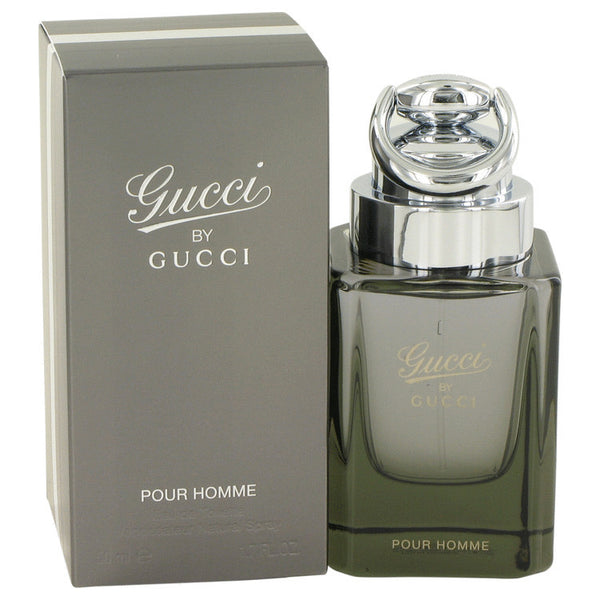 Gucci (New) by Gucci Eau De Toilette Spray 1.7 oz Men - Fragrance And Gift