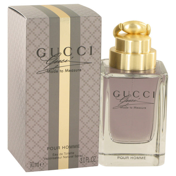 Gucci Made to Measure by Gucci Eau De Toilette Spray 3 oz Men - Fragrance And Gift
