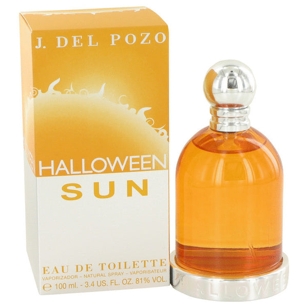 Halloween Sun by Jesus Del Pozo Eau De Toilette Spray 3.4 oz Women - FragranceAndGift