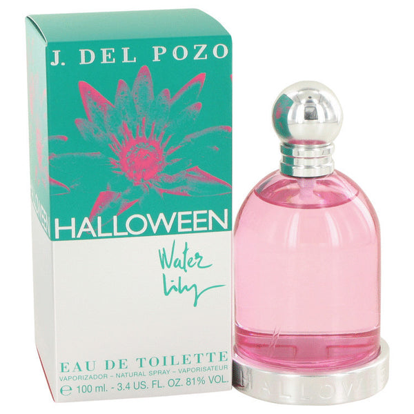 Halloween Water Lilly by Jesus Del Pozo Eau De Toilette Spray 3.4 oz Women - Fragrance And Gift