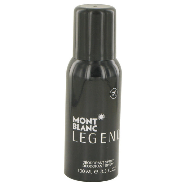 MontBlanc Legend by Mont Blanc Deodorant Spray 3.3 oz Men - Fragrance And Gift