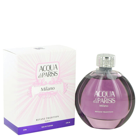 Acqua di Parisis Milano by Reyane Tradition Eau De Parfum Spray 3.3 oz Women