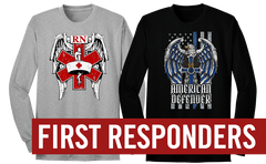 First Responders Long Sleeve