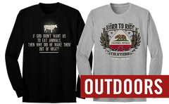 Outdoor Long Sleeves