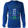 Son of a Nut Cracker Ugly Christmas Sweater