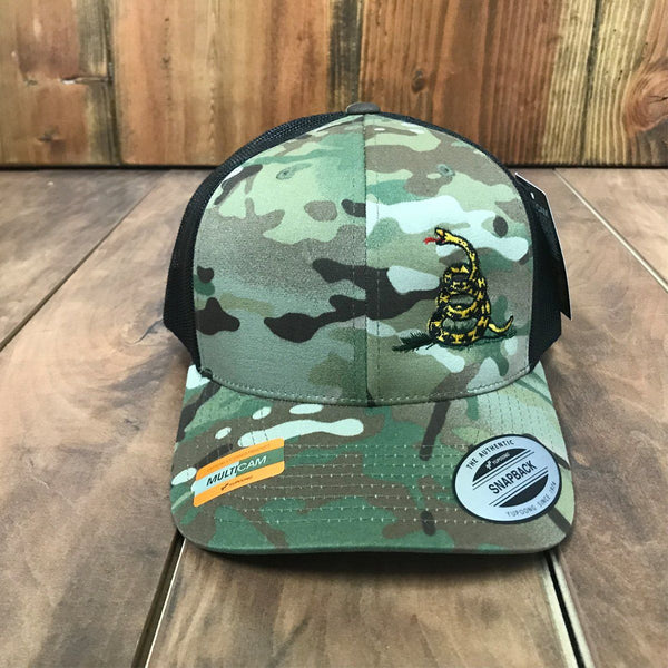 Patriotic & Military Flexfit & New Era Hats - Eagle Six Gear