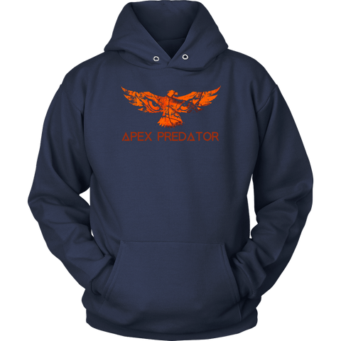 Image of Apex Predator - Eagle Eyes Unisex Hoodie
