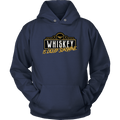 Whiskey Is Liquid Sunshine Unisex Hoodie