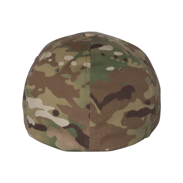 The Black Eagle Six Multicam Hat
