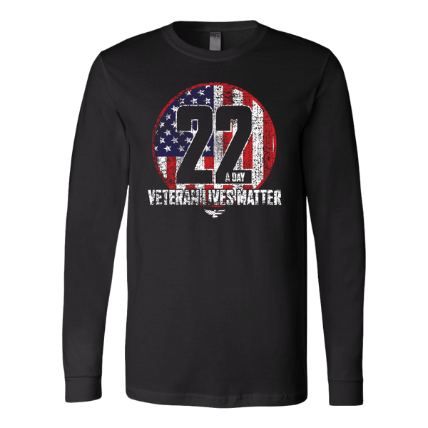 22 Awareness Long Sleeve