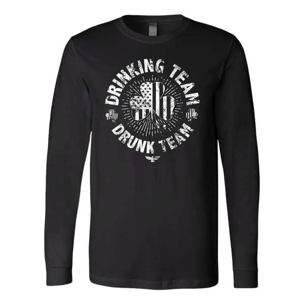 Drinking Team Long Sleeve