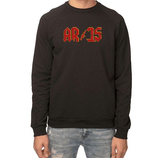 AR-15 Rocker Sweatshirt