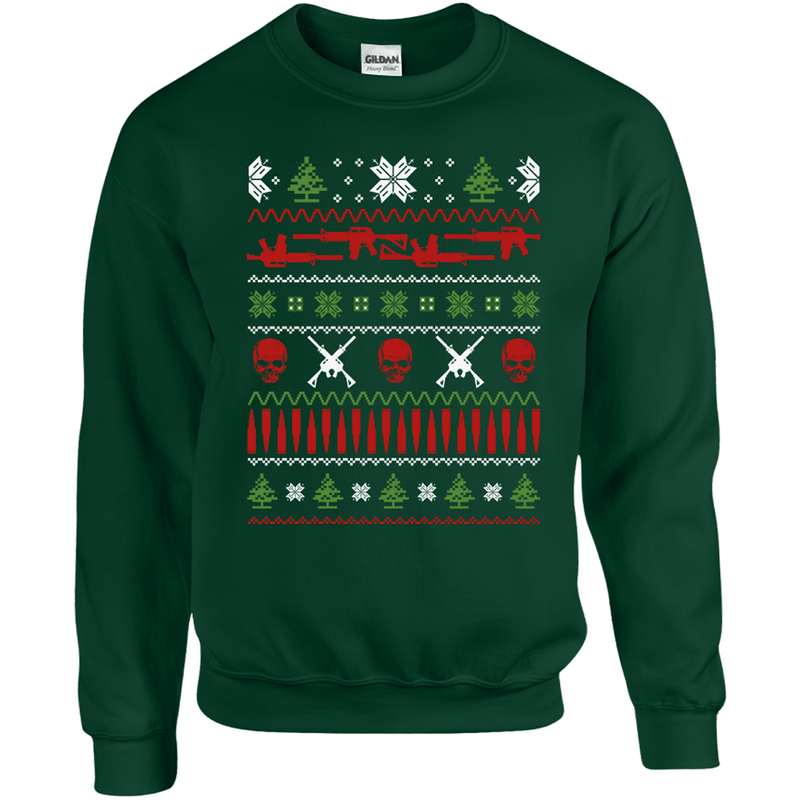 afa268d89b2 only fashion. from best ugly christmas sweater ar15 black sweatshirt ...