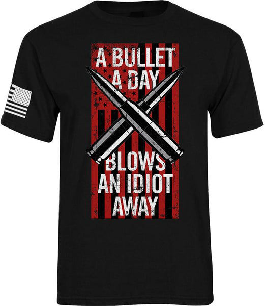 A Bullet A Day Tee