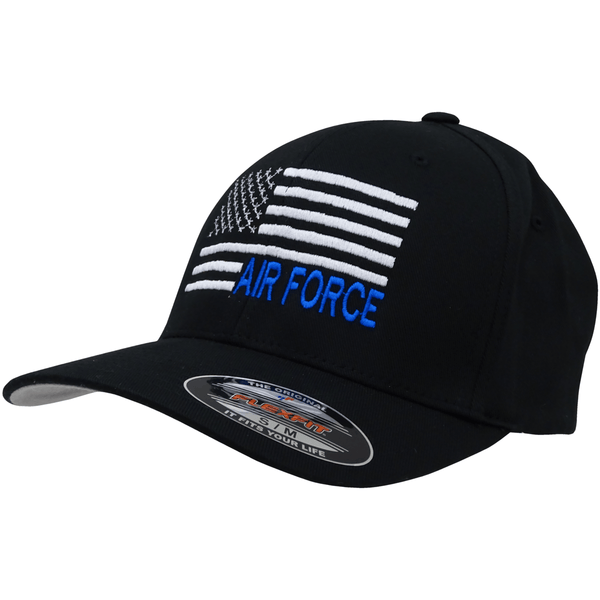 Air Force Flag Cap - back for Memorial Day