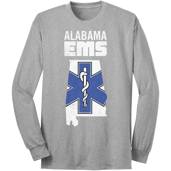 Choose Your State State EMS Long Sleeve