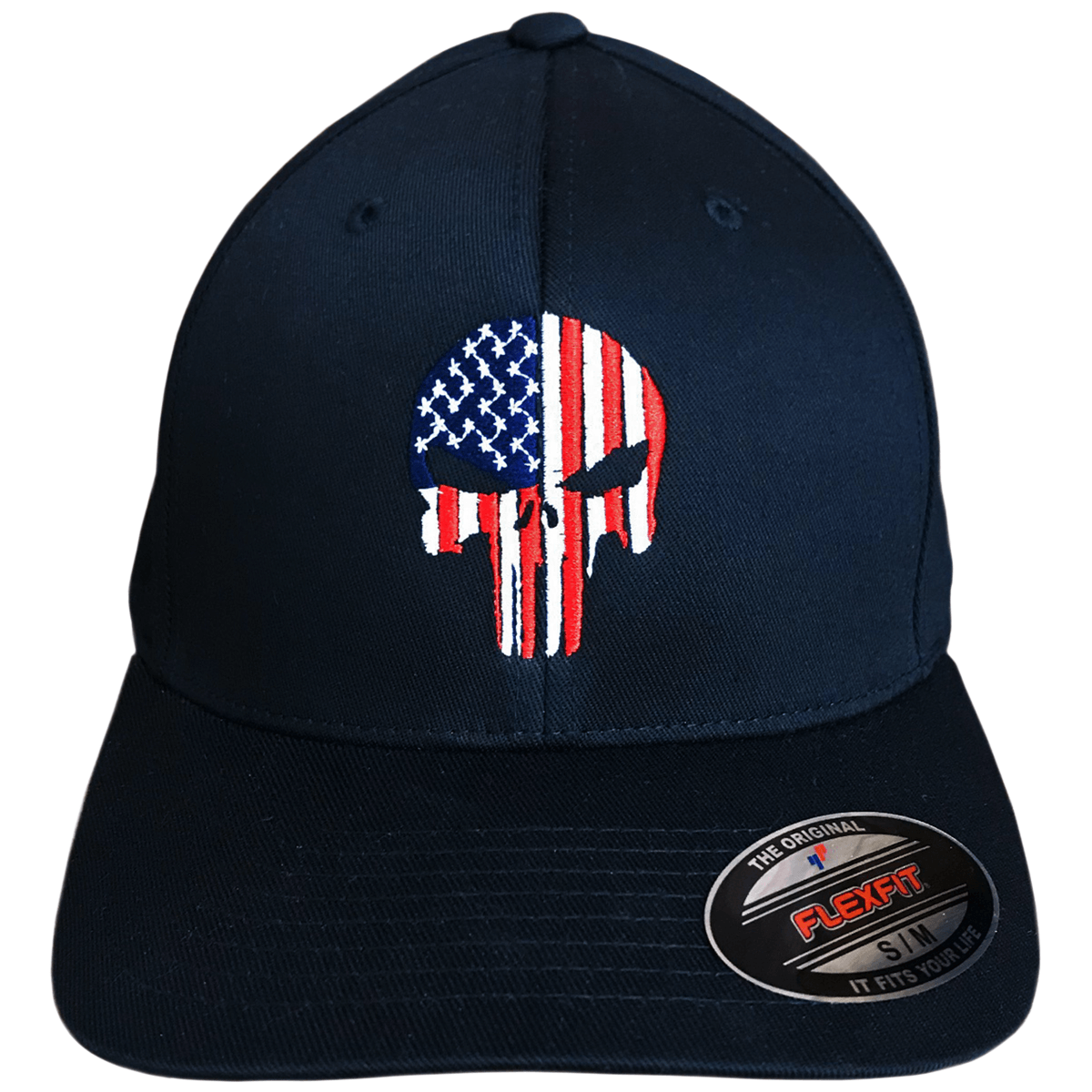 1795f76bfee American Fearless Patriot Flexfit Hat
