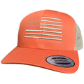 Flag Snapback Trucker Hat
