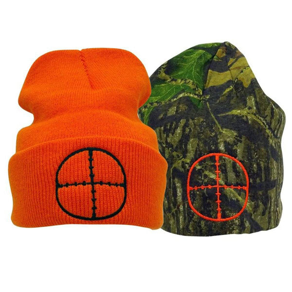 American Scope Folded Beanie