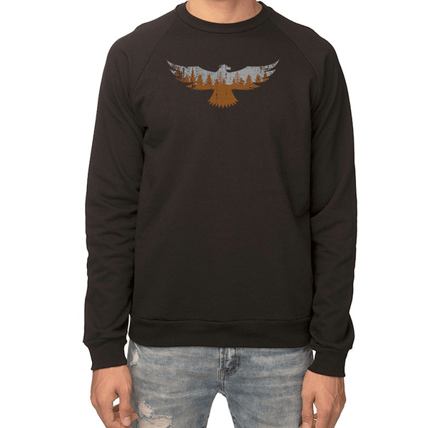 Apex Predator - The Forest Eagle Sweatshirt