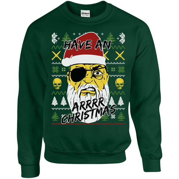 Have An Arrr Christmas Sweater