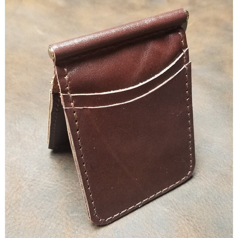 Skull Handmade Leather Wallet