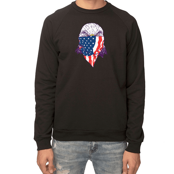Bandana Eagle Sweatshirt