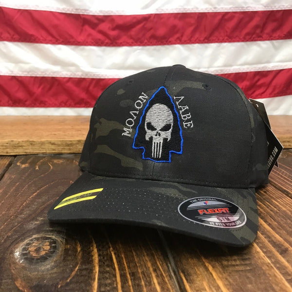 Molon Labe Arrow Night Hat
