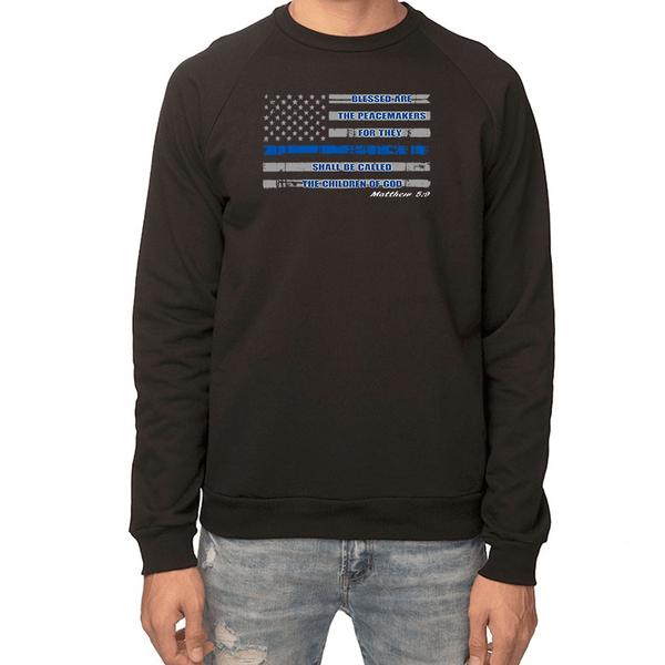 Blessed Are The Peacemakers Sweatshirt