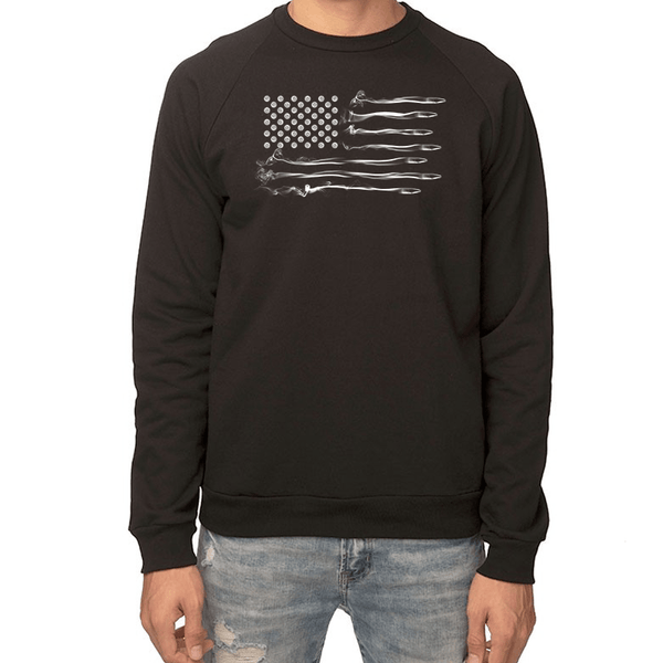 Bullet Flag Sweatshirt