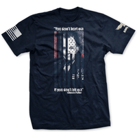 Chesty Puller Flag Shirt