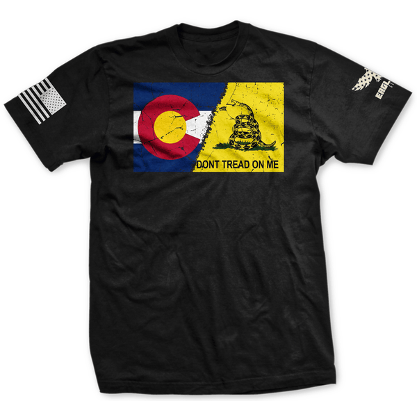 Colorado Don't Tread On Me Tee