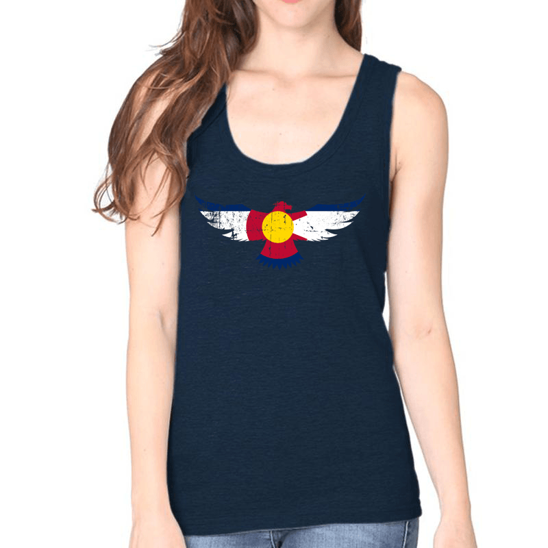 Colorado Eagle Six Women's Tank Top 2.0
