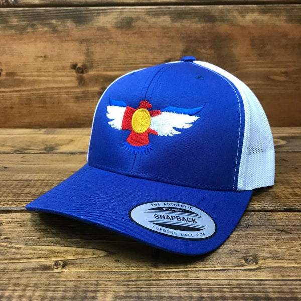 Colorado Eagle Snapback Cap
