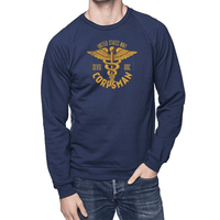 Corpsman Devil Doc Badge Sweatshirt