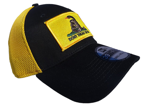 Don't Tread On Me Flag Patch Cap