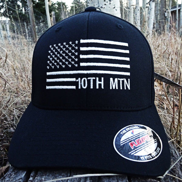 10th Mtn Flag Cap - Discontinued