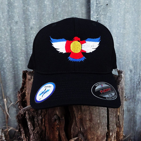 Colorado Eagle Cool & Dry Cap