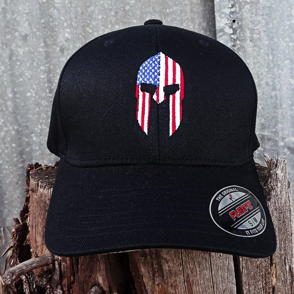 American Warrior Flag Cap